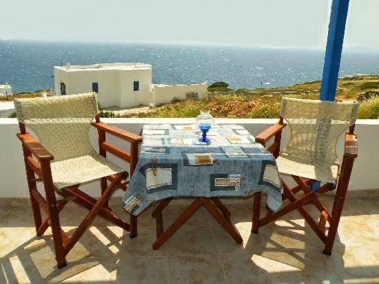 En Donoussa, Grecia: