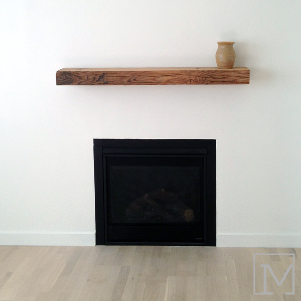 Architecture Myd Studio Sustainable Details Reclaimed Wood Mantle