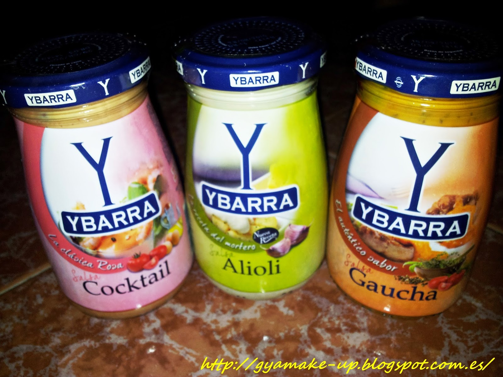 Salsas Ybarra