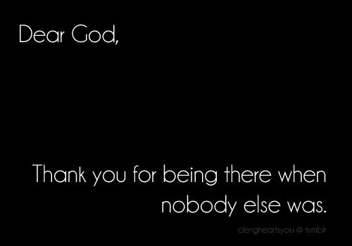 Terima Kasih Allah, Syukran, Thank You