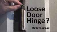 removing door hinge pin