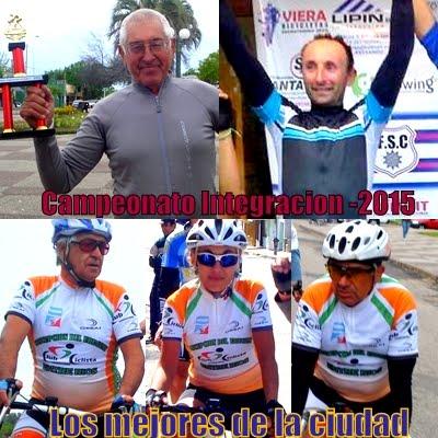 Campeonato Integracion 2015