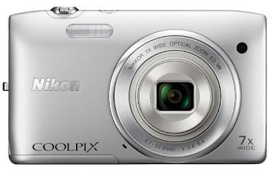 Nikon Coolpix S3500 image
