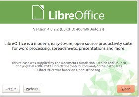 LibreOffice 4 Telah Rilis
