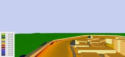 calculo barrera acustica carretera