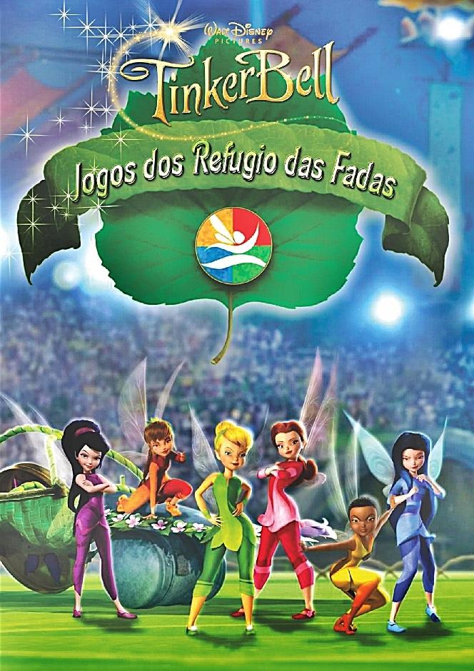 Tinker Bell: Jogos dos Refúgio das Fadas – Dublado (2013)