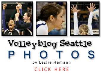 Volleyblog Seattle Photos