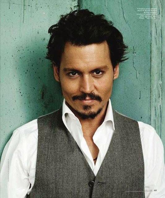 Gambar Johnny Depp