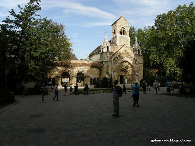 Budapeszt - lasek miejski