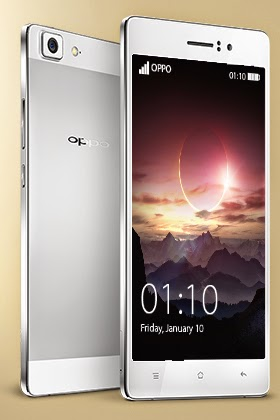 OPPO launches R5 in India for ₹29,990 with 5.2-inch screen and ColorOS 2.0 (based on Android 4.4 KitKat)