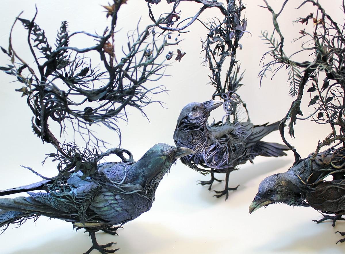 uccelli-sculture-surrealiste-ellen-jewett