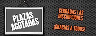 RESERVAS AGOTADAS!!!