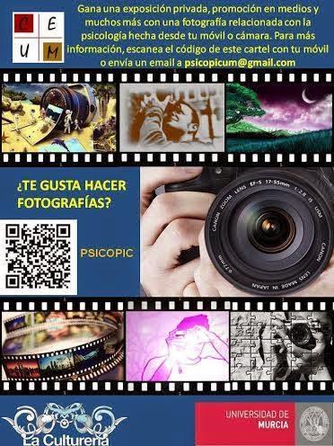 Concurso de fotografía PSICOPIC!