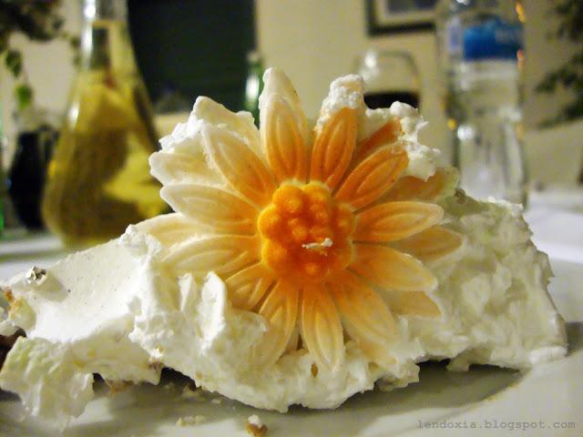cvijet sa svadbene torte
