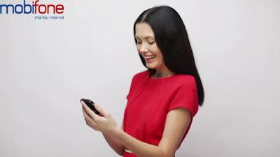 Mobifone tặng 50% cho thuê bao nhận được tin nhắn