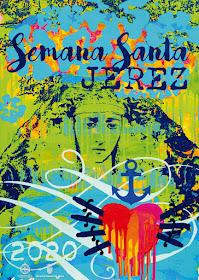 cartel Semana Santa de Jerez 2020