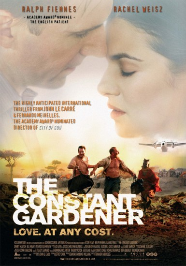 film review on constant gardener Watch the constant gardener starring ralph fiennes in this drama on directv it's available to watch.