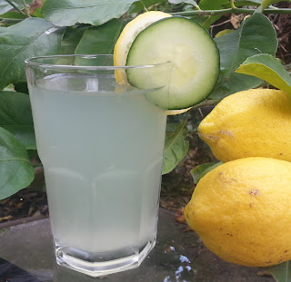 munchie musings cucumber lemonade