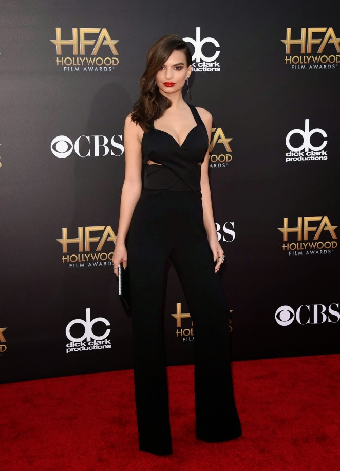 Emily Ratajkowski – 18th Annual Hollywood Film Awards in Hollywood