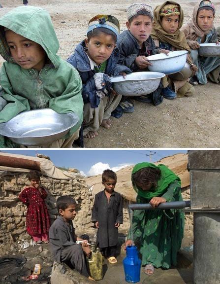 economic conditions of afghanistan Afghanistan is one of the poorest nations due to years of war and political instability and is largely dependent on foreign aid afghanistan's debt as of 2004, was.