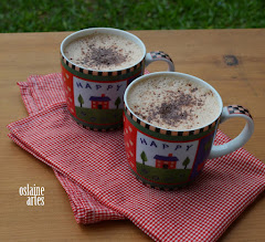 Chocolate Quente com Peanut Butter