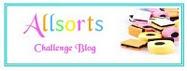 Jeg vant hos Allsort Challenge blog