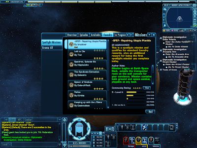 Star Trek Online - Foundry