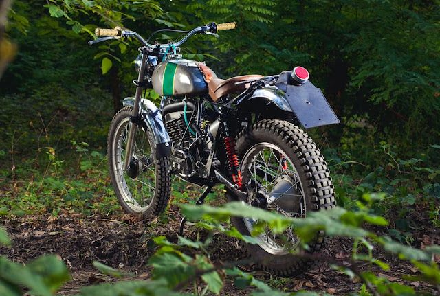 SWM Enduro | SWM Trails Bike | SWM Motorcycle Parts | Enduro Motorcycles | by Lorenzo Buratti