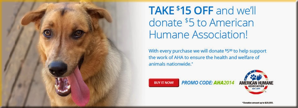 Wisdom Panel discount American Humane Society