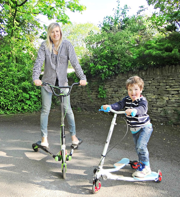 Family Scooting