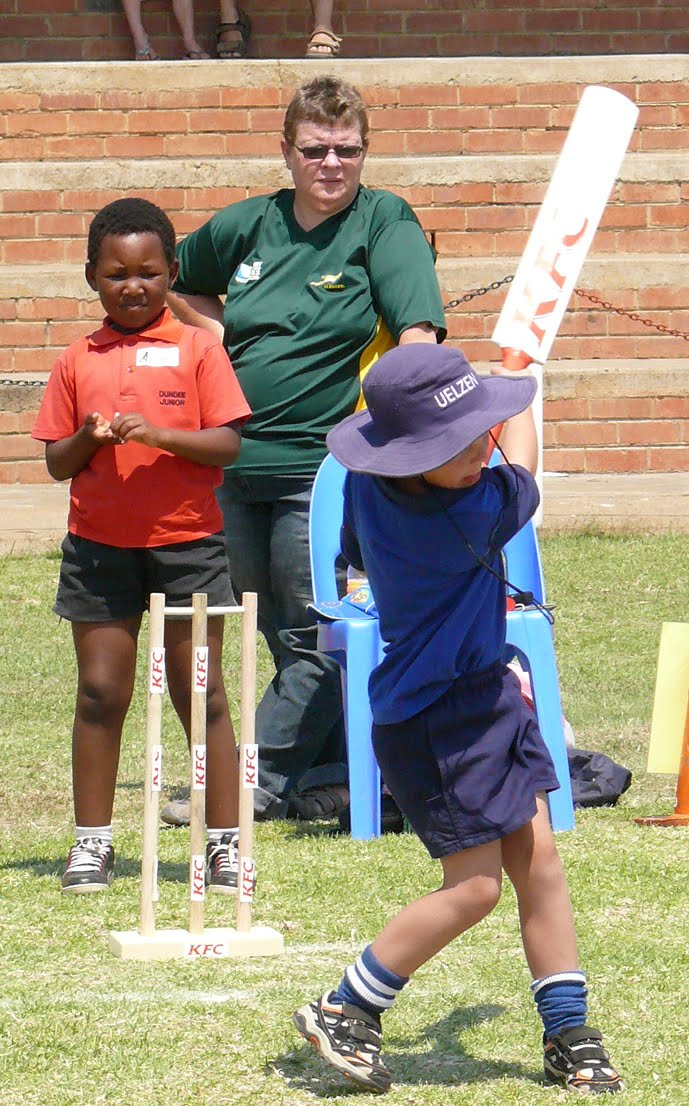 ... Mini-Cricket Tournament on Saturday, October 15, at Dundee High School.