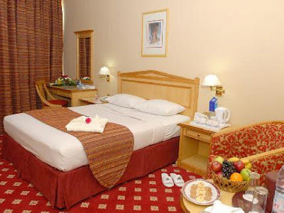 Grand Continental Flamingo Hotel Bedrooms