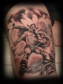 viking tattoo design gallery