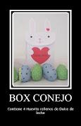 ADELANTO PASCUAS 2013 box conejo grande