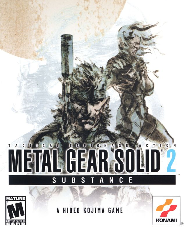 Metal Gear Solid 2 Substance - PC [FREE DOWNLOAD]