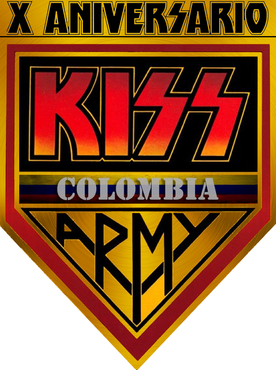 Grupo de Facebook - Kiss Army Colombia