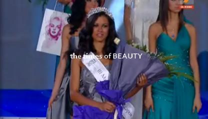 Miss Bulgaria 2011Vania Detelinova Peneva