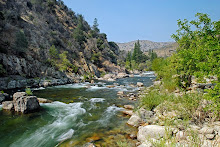 The mighty Kern RIver