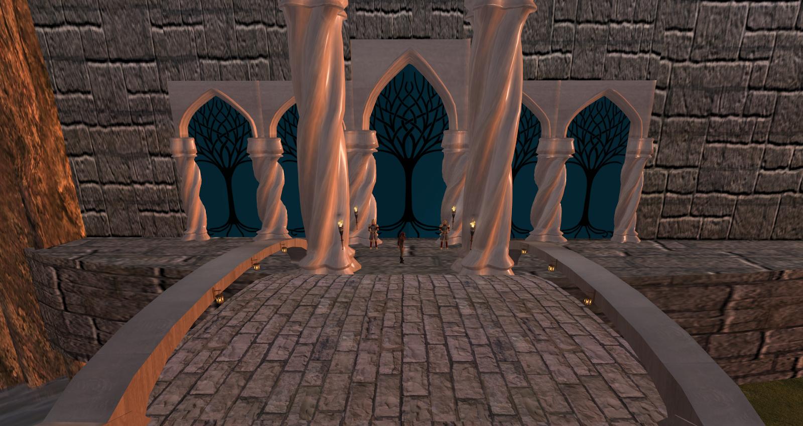 Jaekob Visits the Sylvan Elves