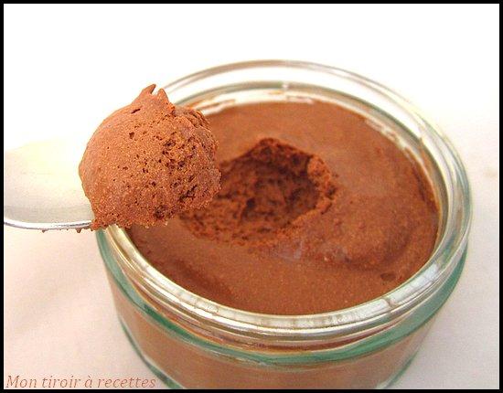 Mon tiroir recettes blog de cuisine mousse au for Mousse au chocolat pierre herme