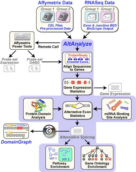 Welcome To The Altanalyze Transcriptome Analysis Blog Altanalyze