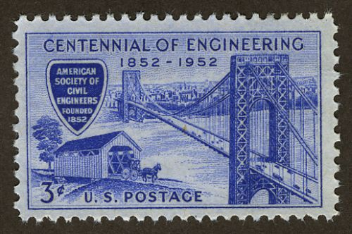 Ponderings over the pond october 24 a date as any other for New york state architect stamp