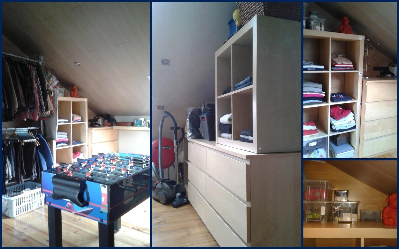 mon blog parmi tant d 39 autres lechatmorpheus astuce rangement linge pour mon ado. Black Bedroom Furniture Sets. Home Design Ideas