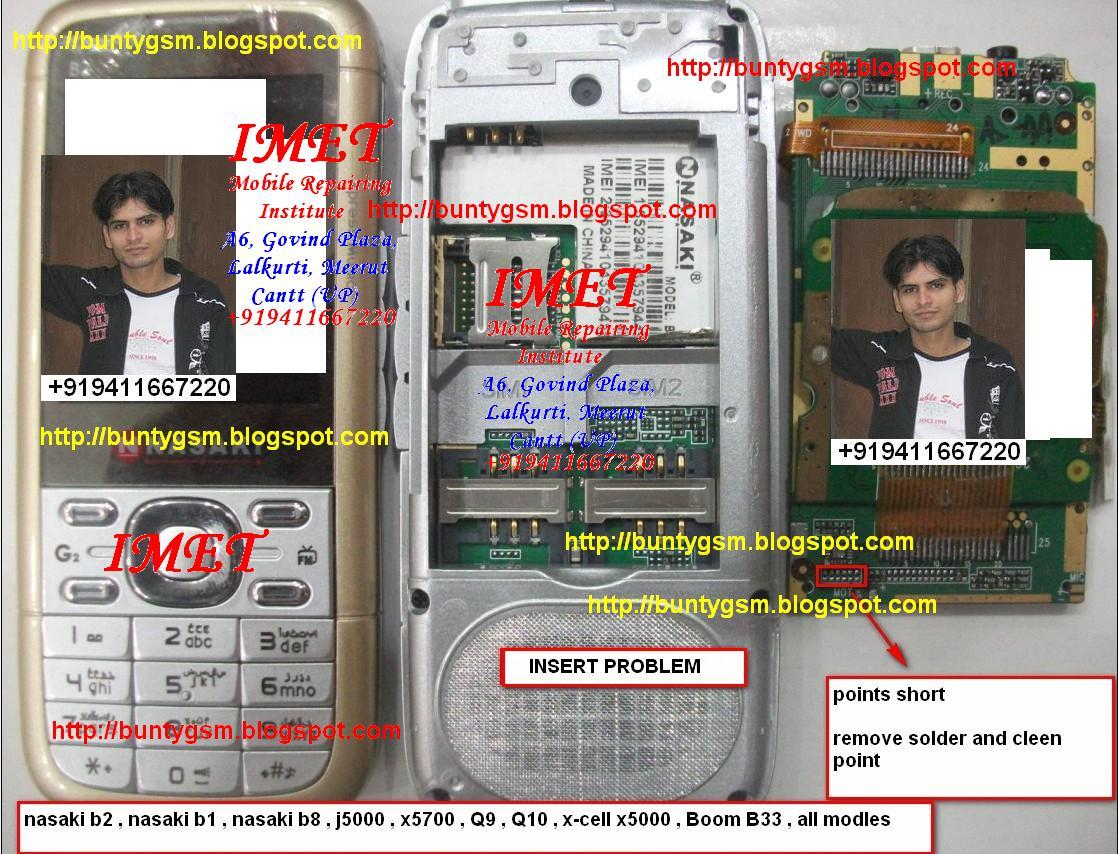 ALL Mobile Phones Repairing Solution