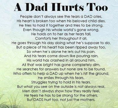 Colby And Avery S Story Poem For Dads Who Have Lost A