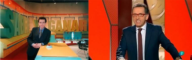 Saber y ganar, programas longevos de la televisión española