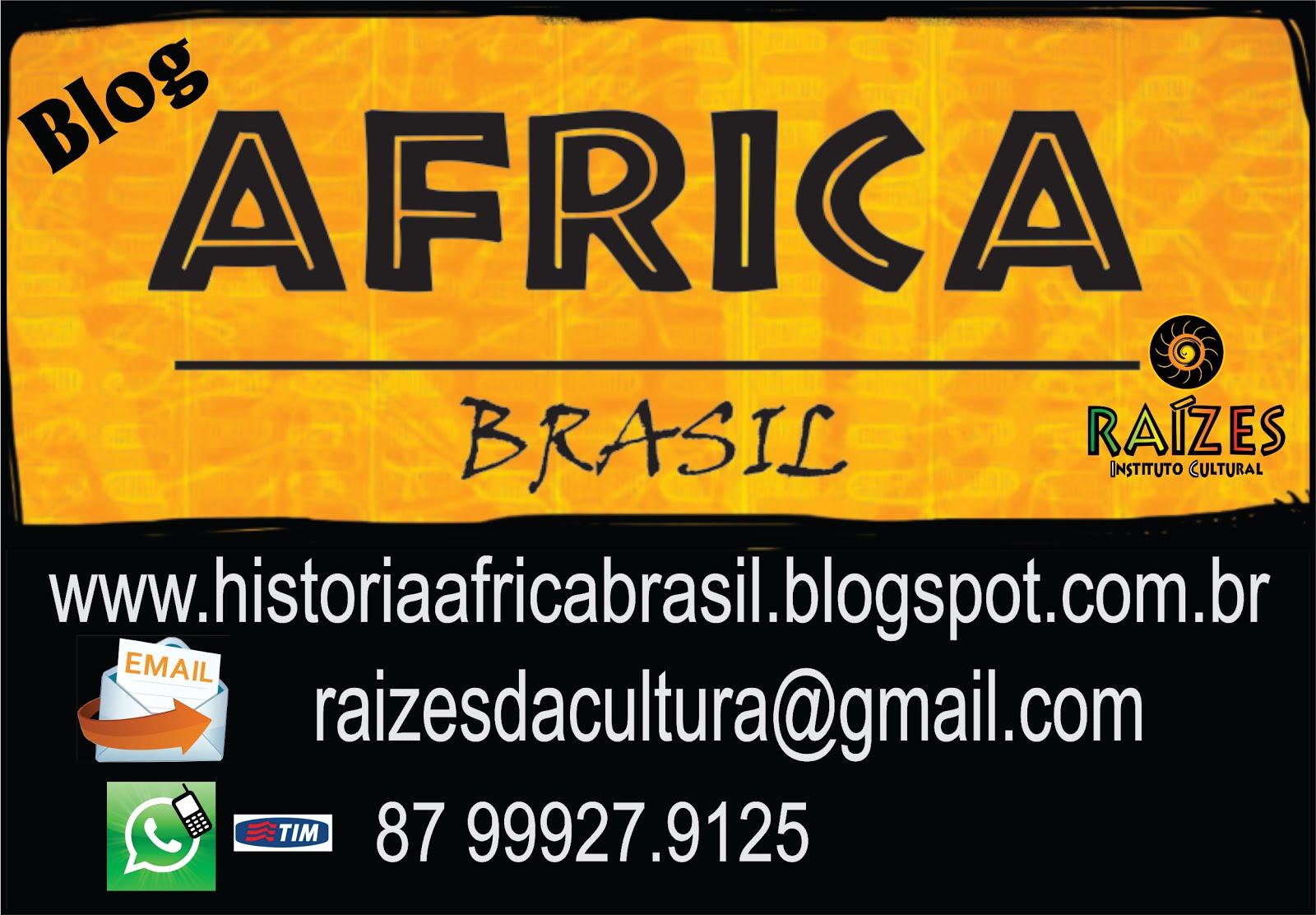 BLOG ÁFRICA BRASIL