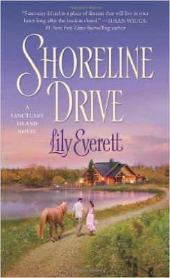shoreline drive, lily everett, book review, the book worm