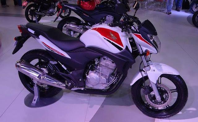 New Honda Tiger 250