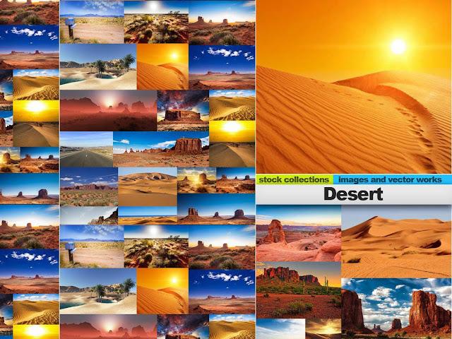 خلفيات طبيعية عالية الجودة لرمال الصحراء المزهلة